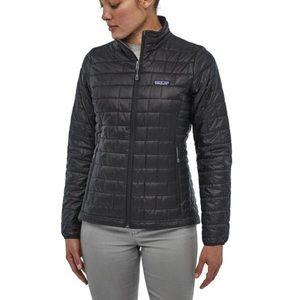 Patagonia nanopuff down jacket